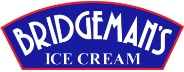 Bridgeman's Premium Ice Cream Logo