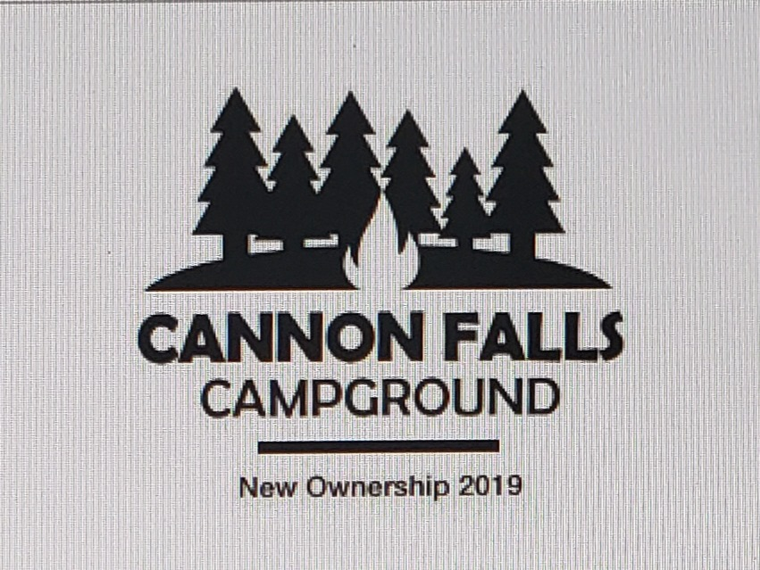 Cannon Falls Campground is now scooping Bridgeman's! Intro Photo