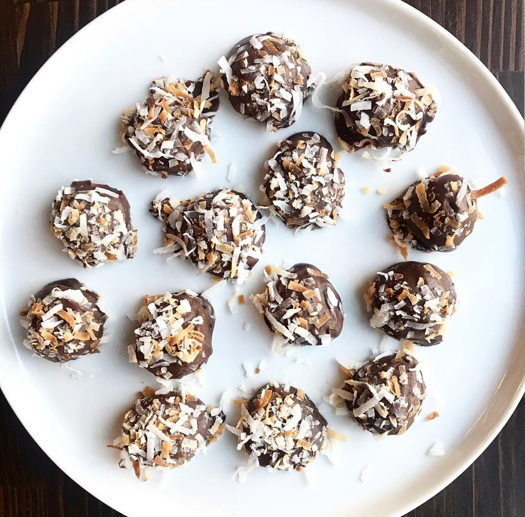 Twin Cities Live - Caramel Almond Joy Bites Intro Photo