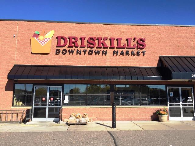 Driskill's Foods Intro Photo