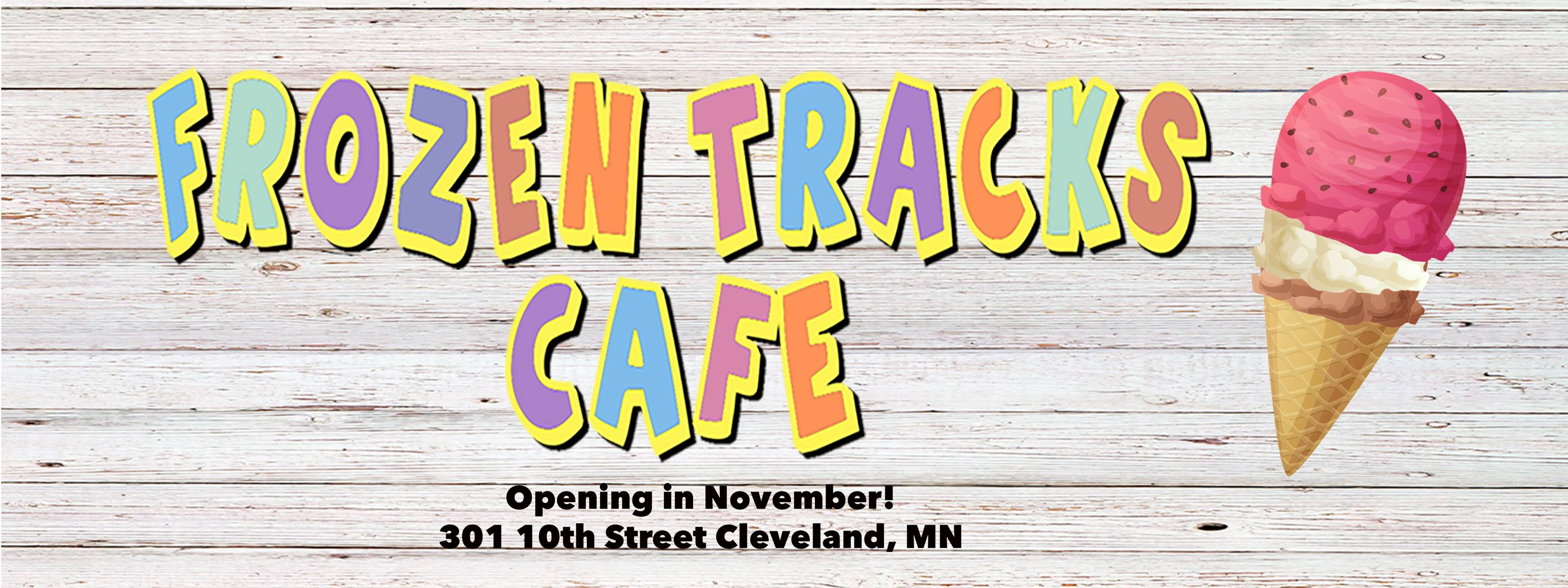 Frozen Tracks Cafe Intro Photo