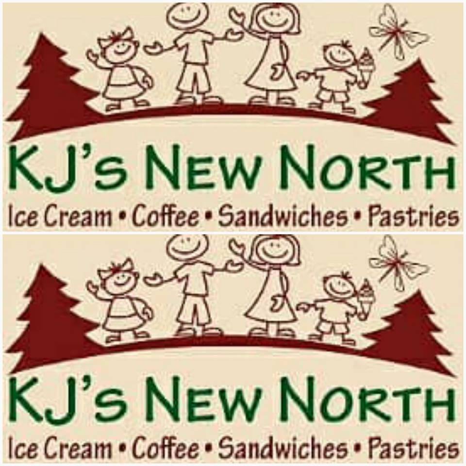 KJ's New North Scooping 8 Flavors! Intro Photo