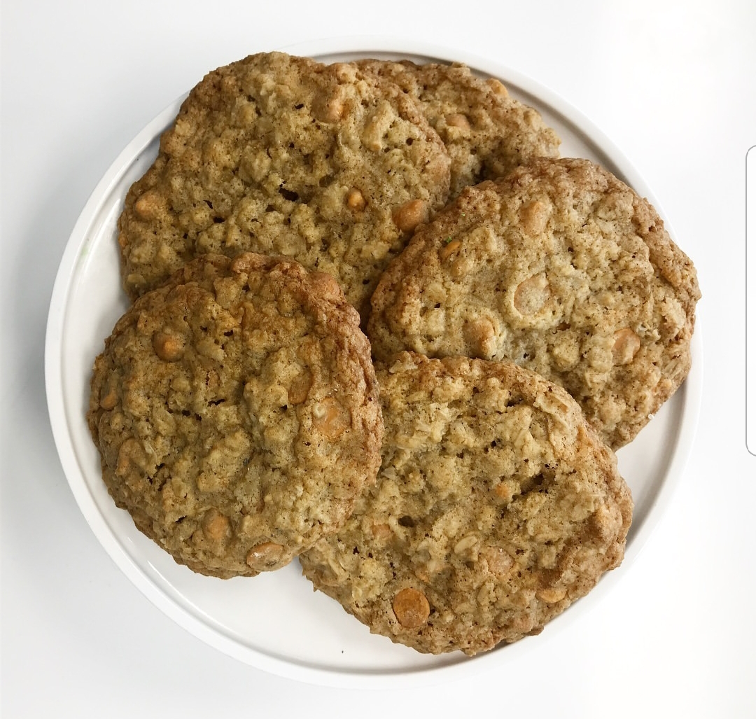 Twin Cities Live - Ooey Gooey Oatmeal Butterscotch Cookie Intro Photo