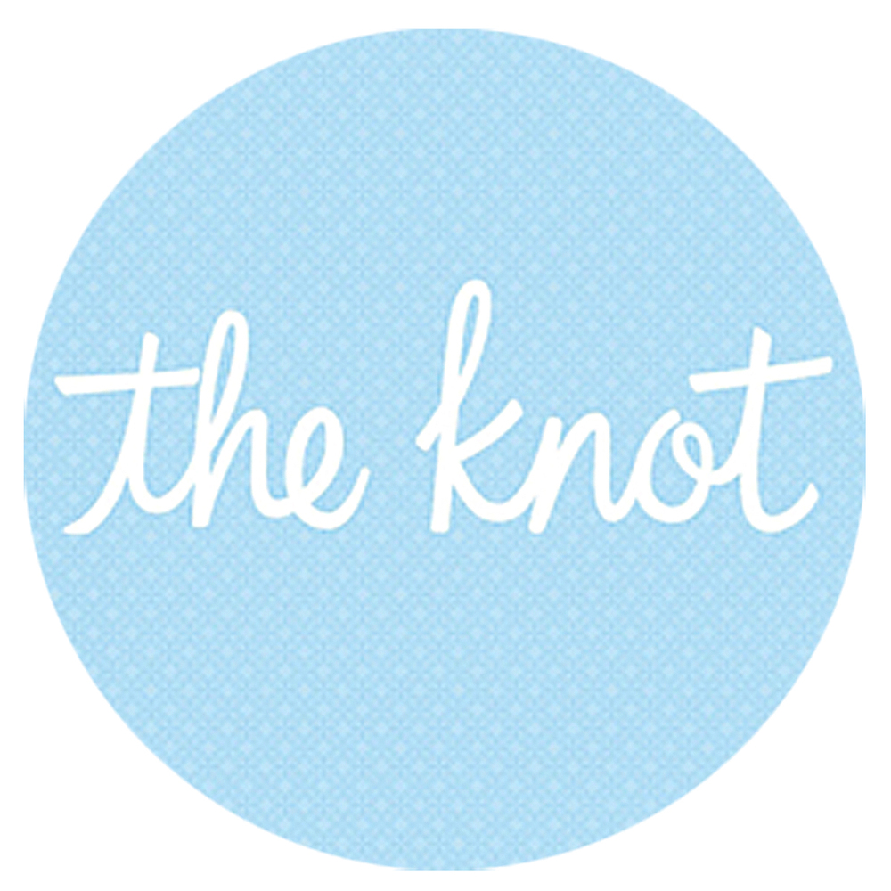 Partnership with The Knot! Intro Photo