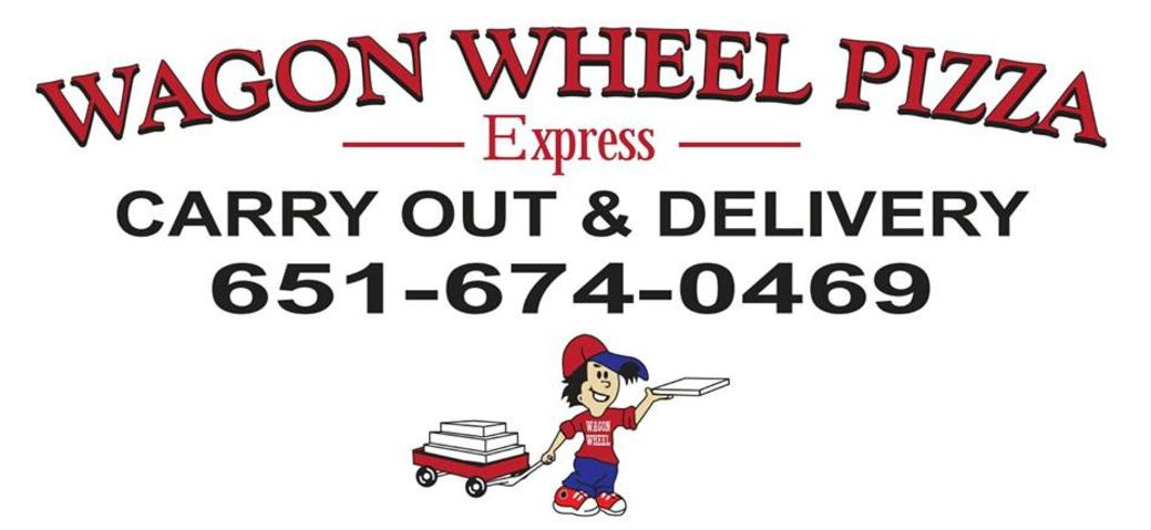 Wagon Wheel Pizza Intro Photo